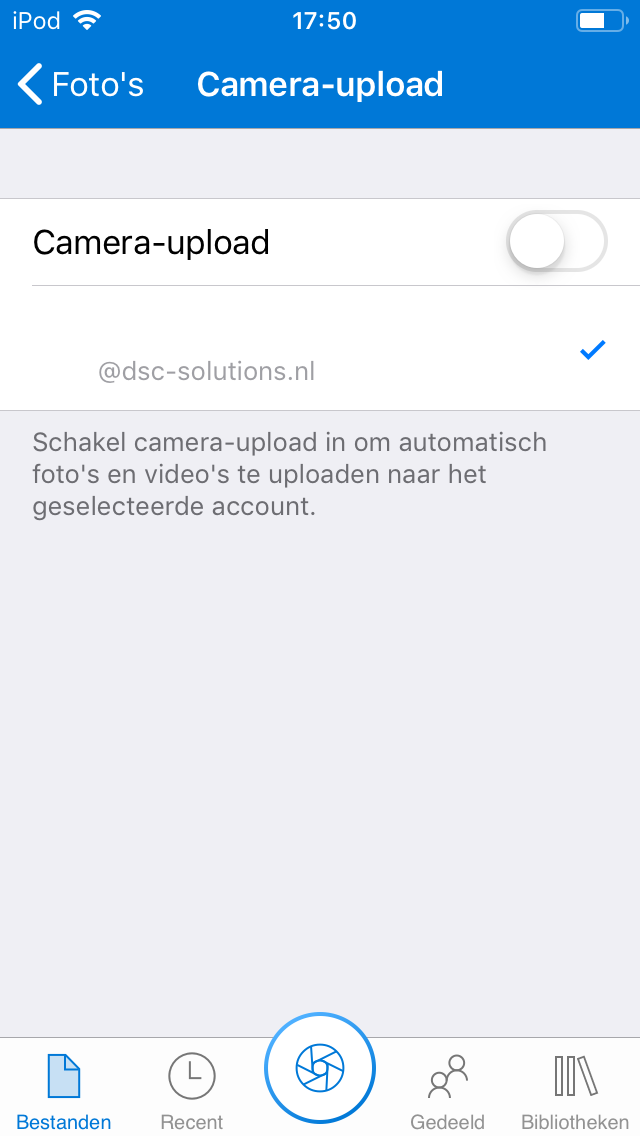Hoe-upload-je-automatisch-foto-naar-onedrive-office-365-DSC-Solutions-12